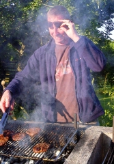 Holiday special offer BBQ in Poitou Charentes Gite
